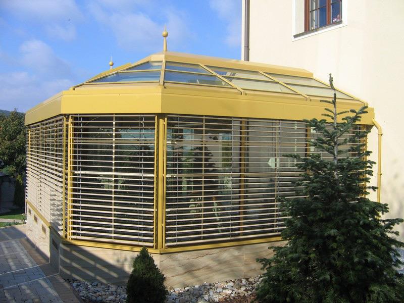 Prominent Z-90  | http://www.ksystem.cz/produkty/venkovni-zaluzie/prominent-z-90.html
